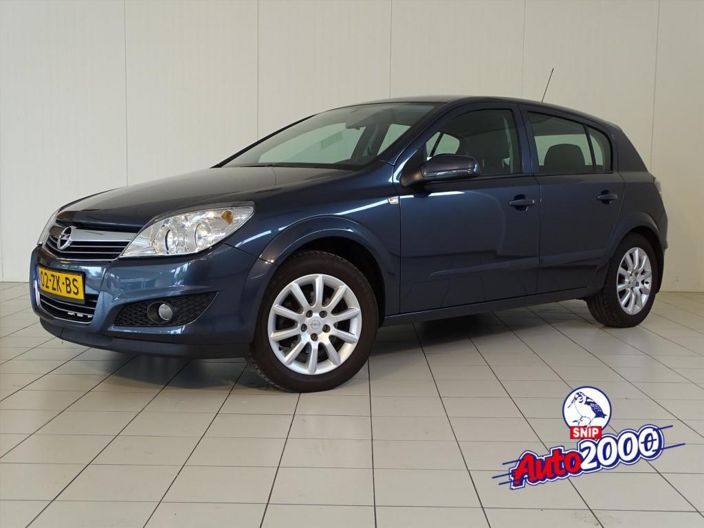 Opel Astra 1.8 16v 5d temptation lpg g3