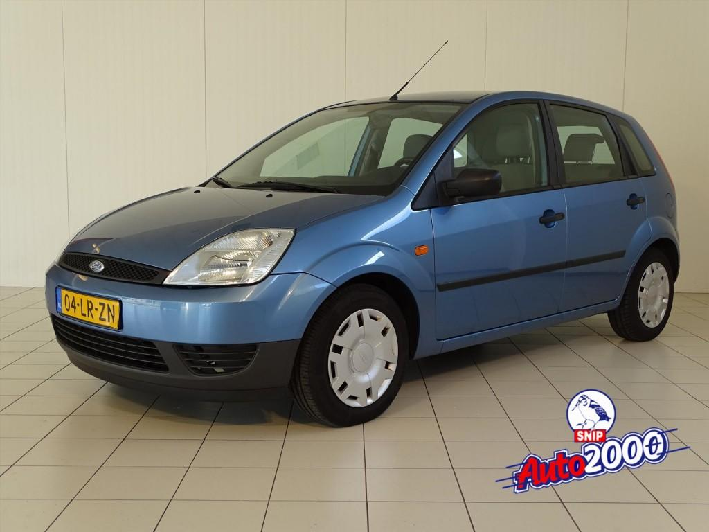 Ford Fiesta 1.4 16v 5dr automaat airco