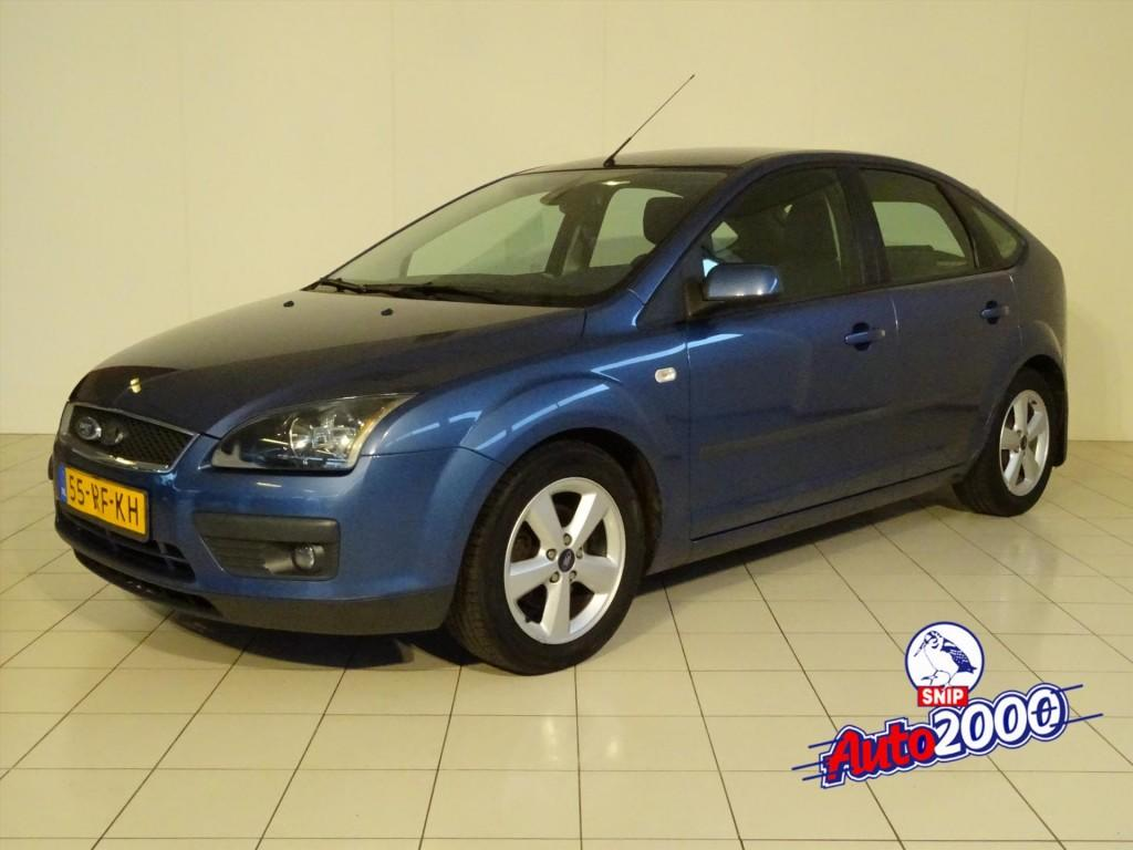 Ford Focus 1.6 74kw 5d aut first edition ambiente