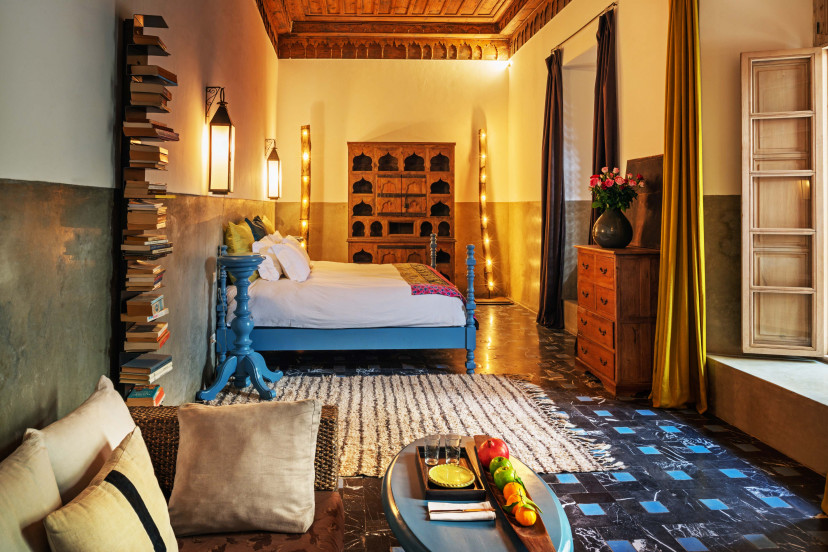 Riad Due Hotel Medina Marrakech Smith Hotels