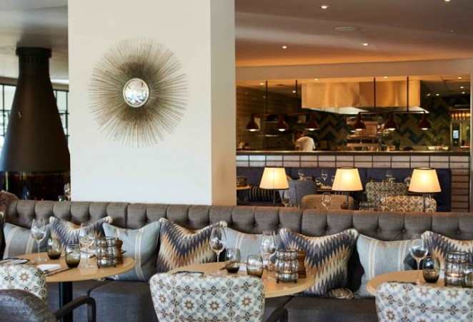 The Fish – Cotswolds – United Kingdom - Hook restaurant