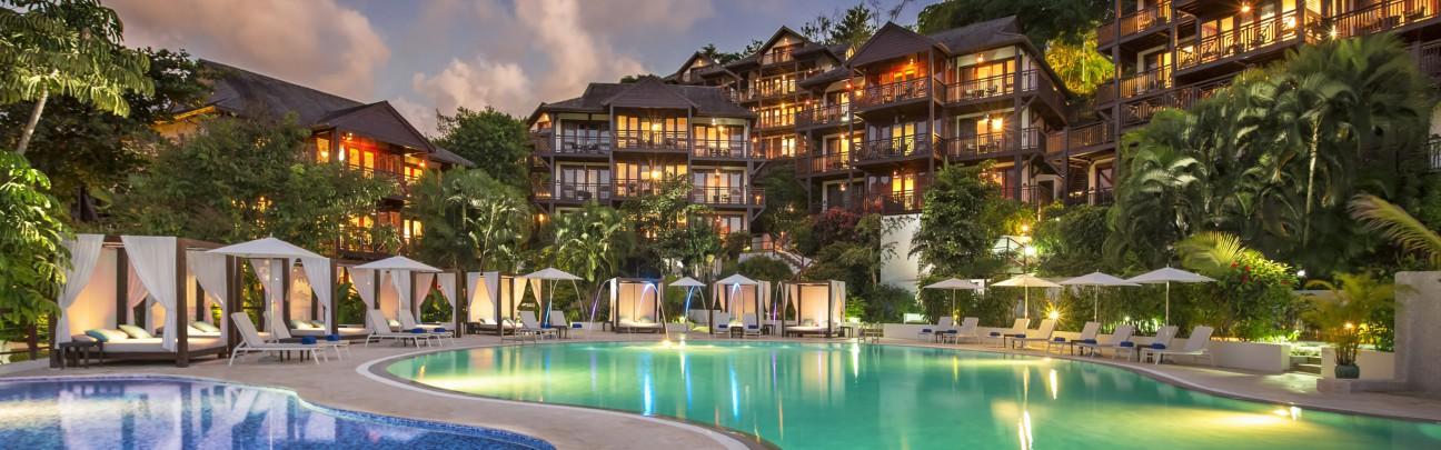 Marigot Bay Resort And Marina By Capella Hotel St Lucia