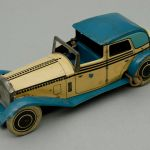 Tin Plate Toy Rolls Royce Motor Car Maas Collection