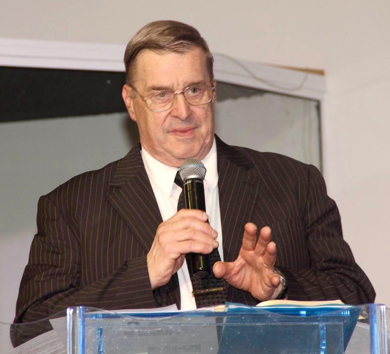 Obituary of Reverend David L. Taylor