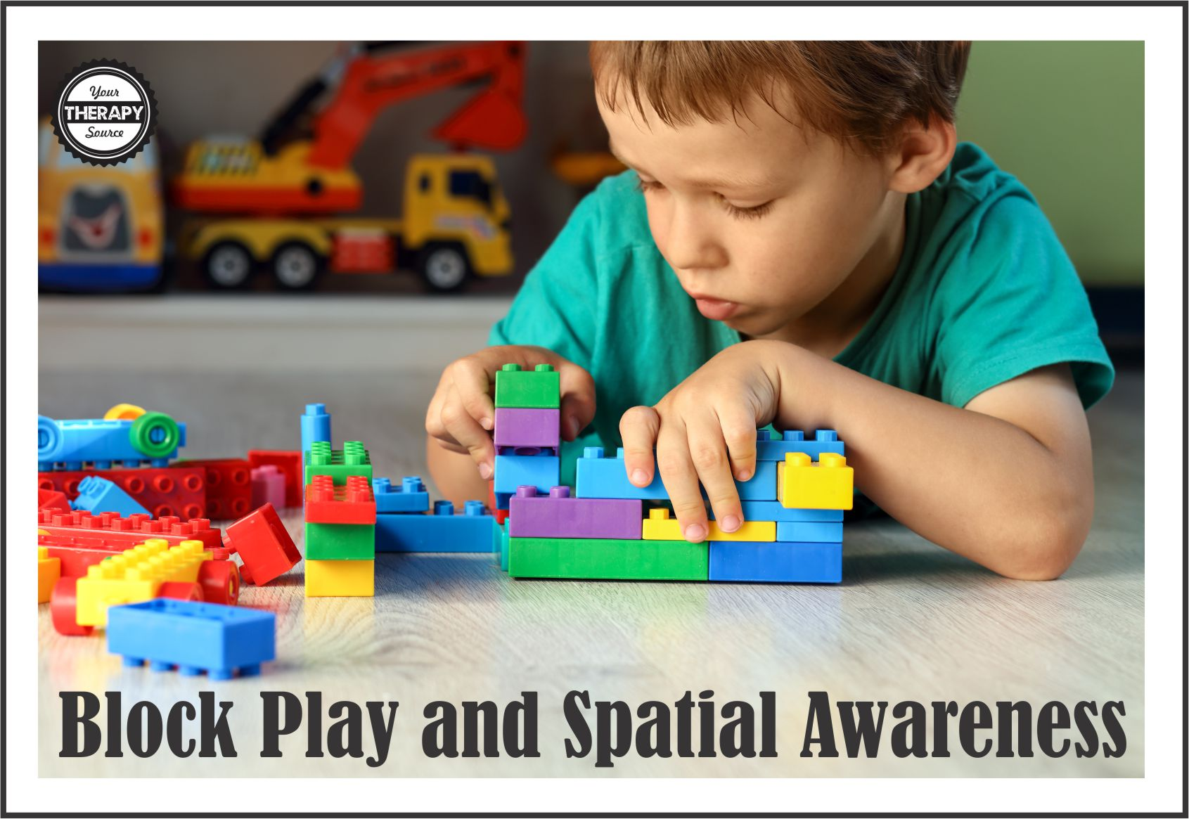 Block Play And Spatial Awareness