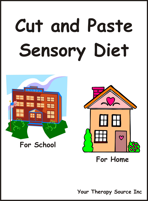 Cut And Paste Sensoryt