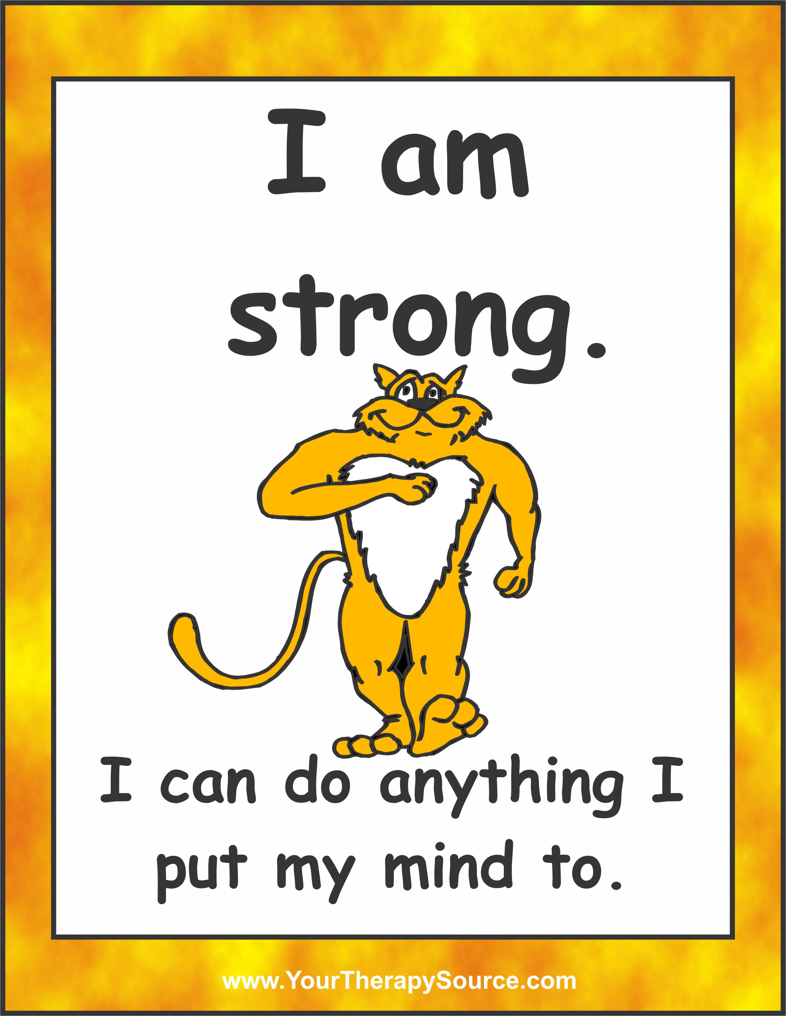 Positive Affirmation Posters And Cards