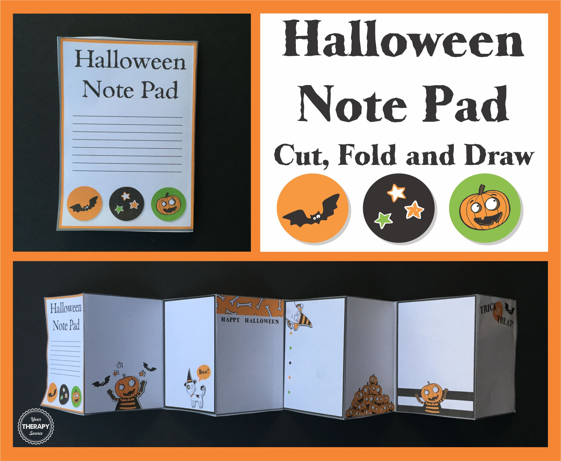 Halloween Printables Archives