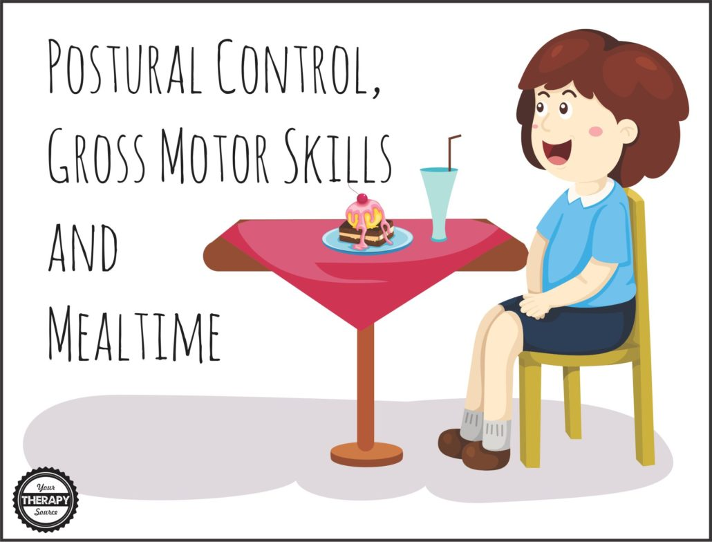 Postural Control Gross Motor Development And Mealtime