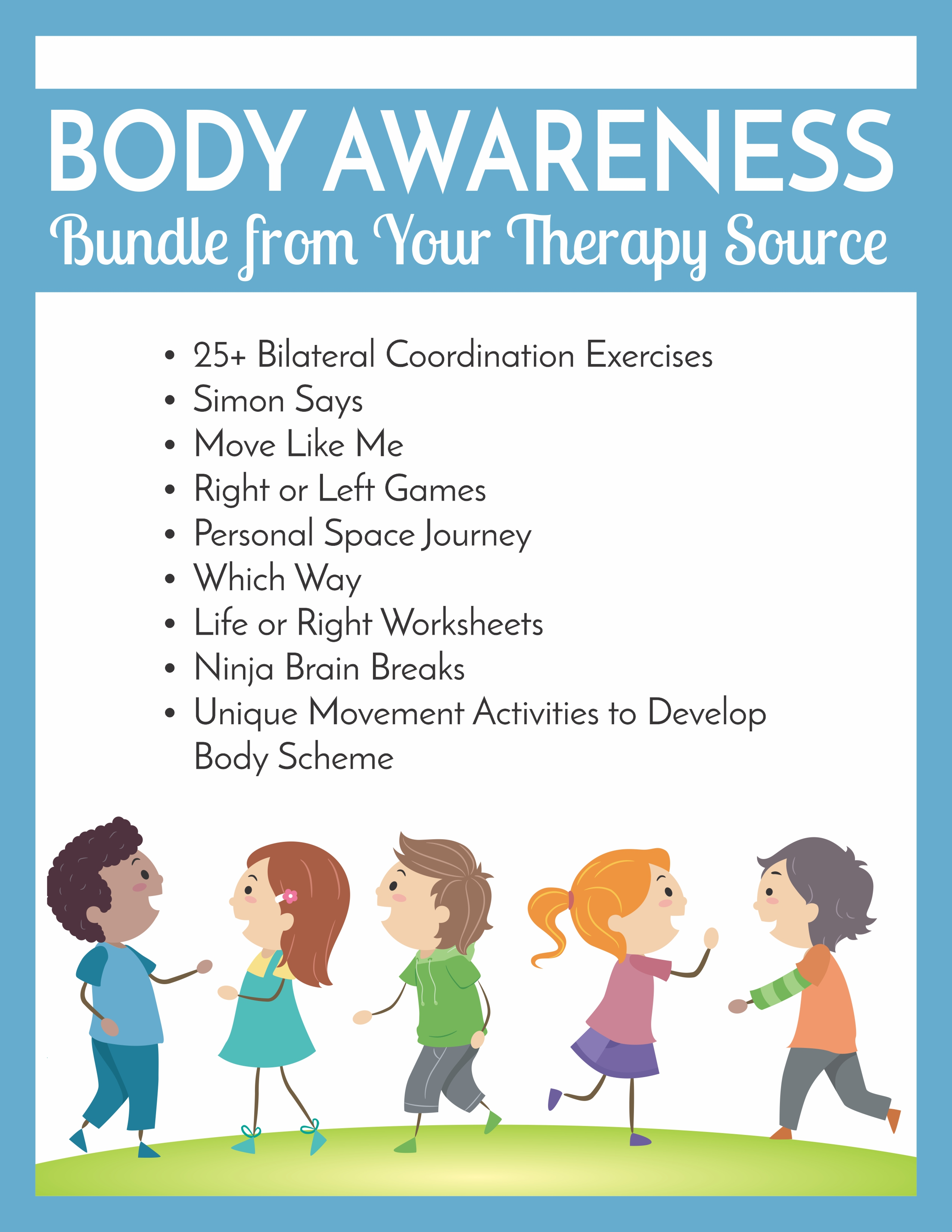 Body Awareness Activities For Children