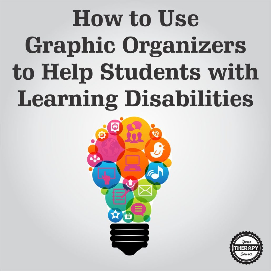 How To Use Graphic Organizers To Help Students With