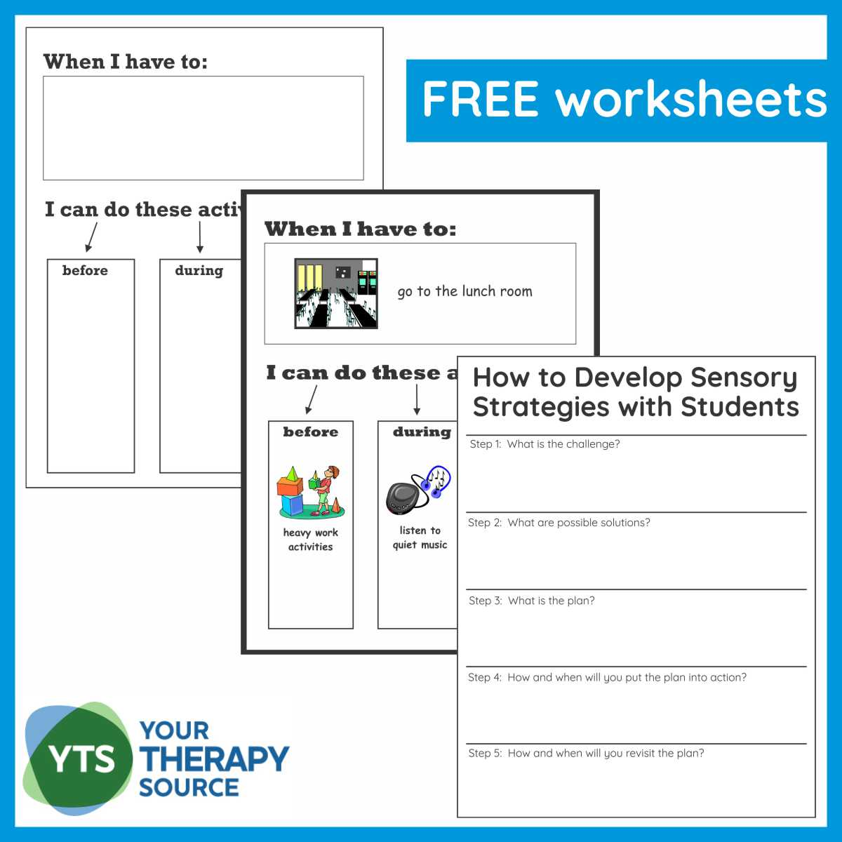 Functional Signs Worksheet