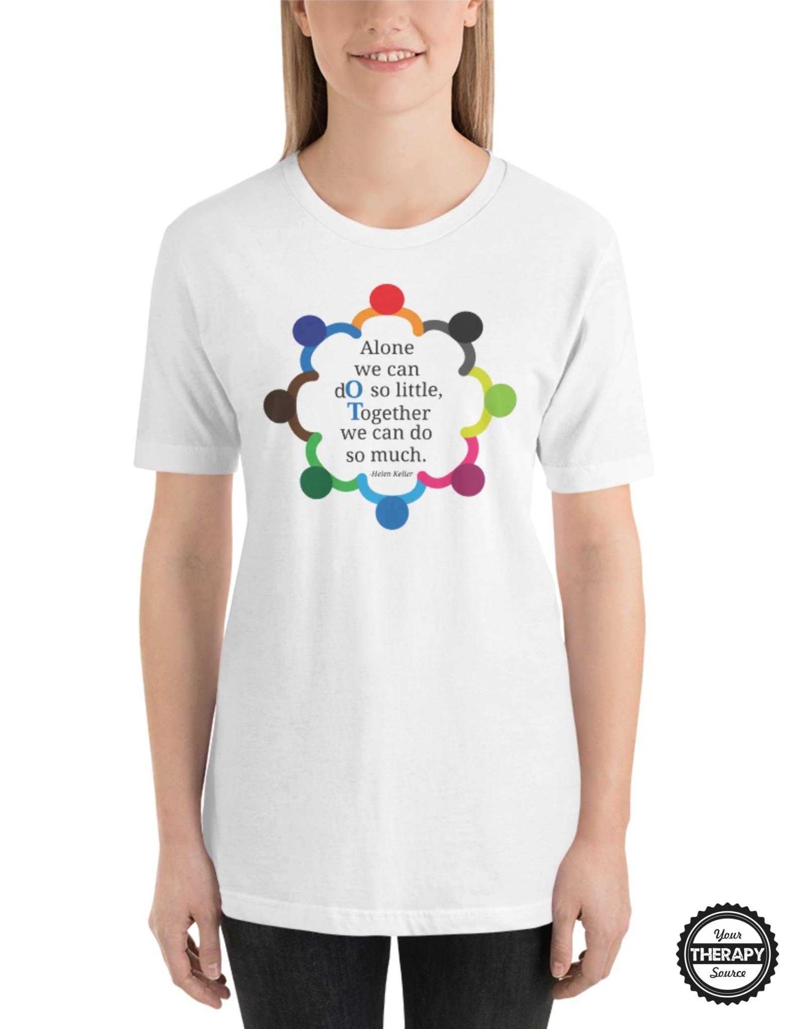 Ot Together T Shirt Color