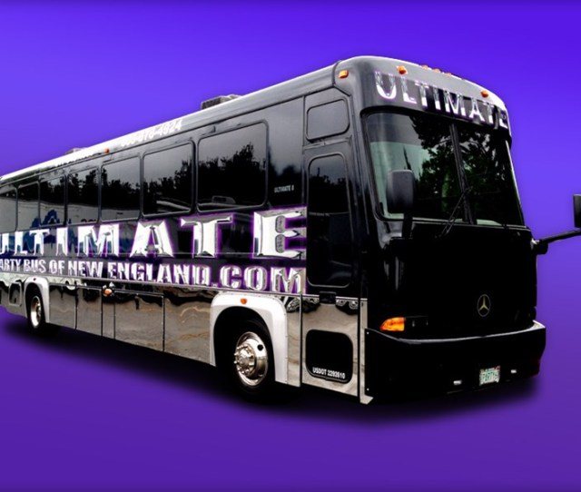 Ultimate Party Bus Of New England Party Bus Boston Ma