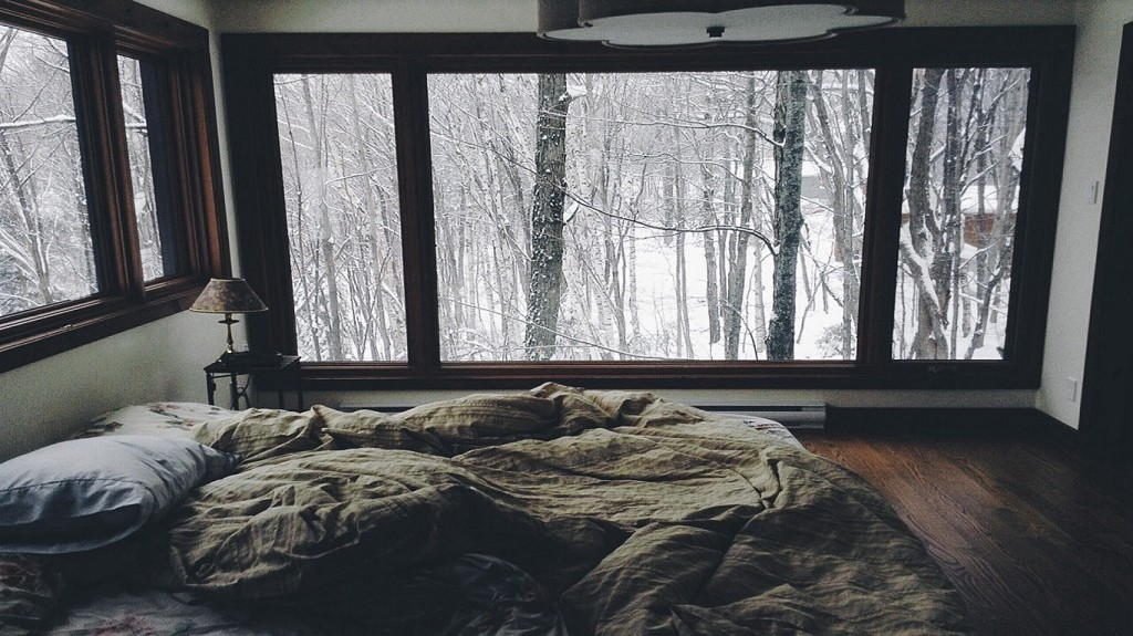 Image result for winter bedroom