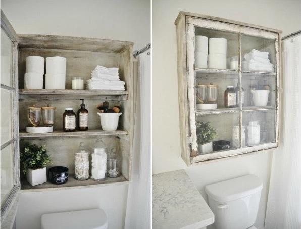 bathroom hack medicine cabinet