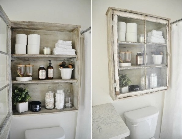 bathroom hack medicine cabinet