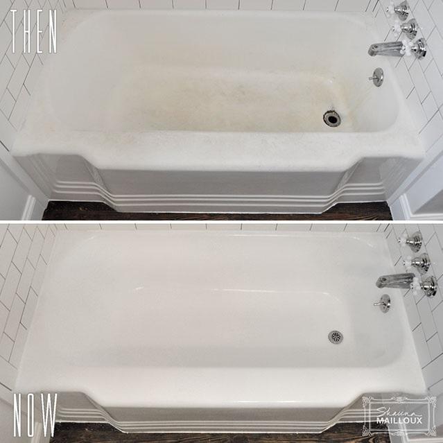 bathtub painting upgrade hack