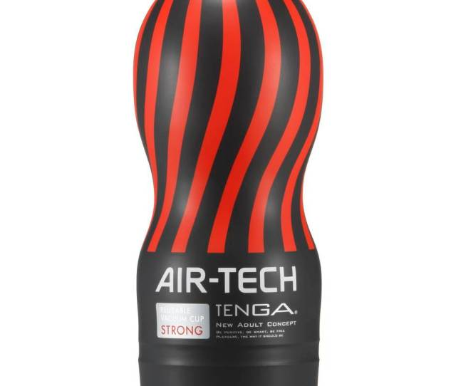 Tenga Air Tech Strong Male Masturbator Cup Supertight