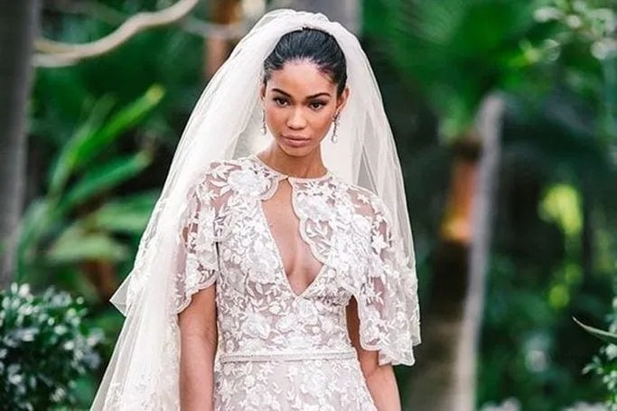 Inside This Victoria's Secret Angel's Fantasy Wedding