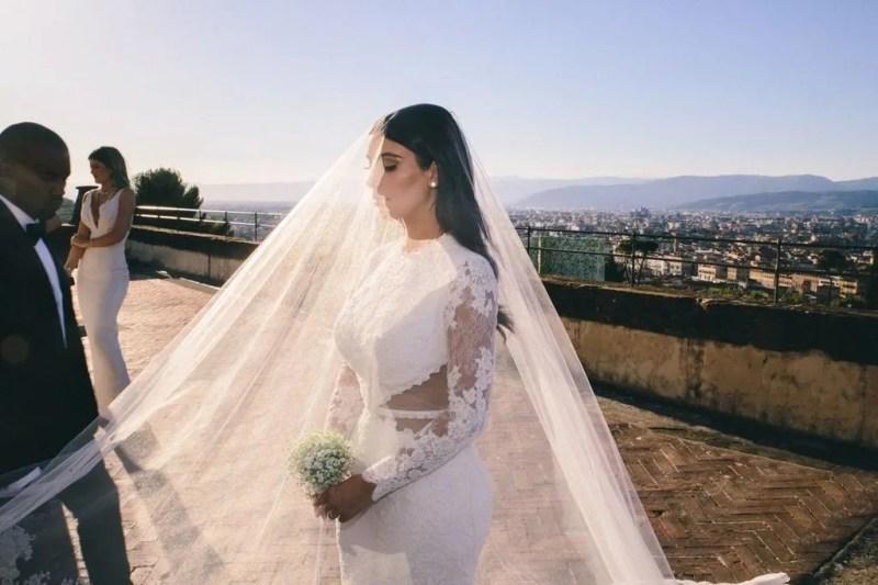 Kim Kardashian S Wedding Makeup Kit Is