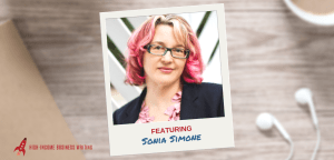 #176: Sonia Simone on Becoming a Higher-Value Resource for Your Clients