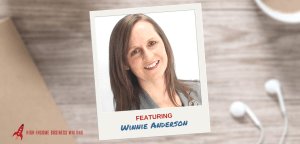 #177: Winnie Anderson on How Introverts Can Promote Themselves More Confidently