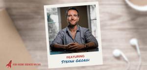 #261: Stefan Georgi on How He's Built a Multimillion Dollar Copywriting Empire in Less Than a Decade