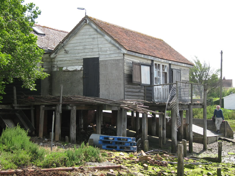 Mersea Island Oyster Shed