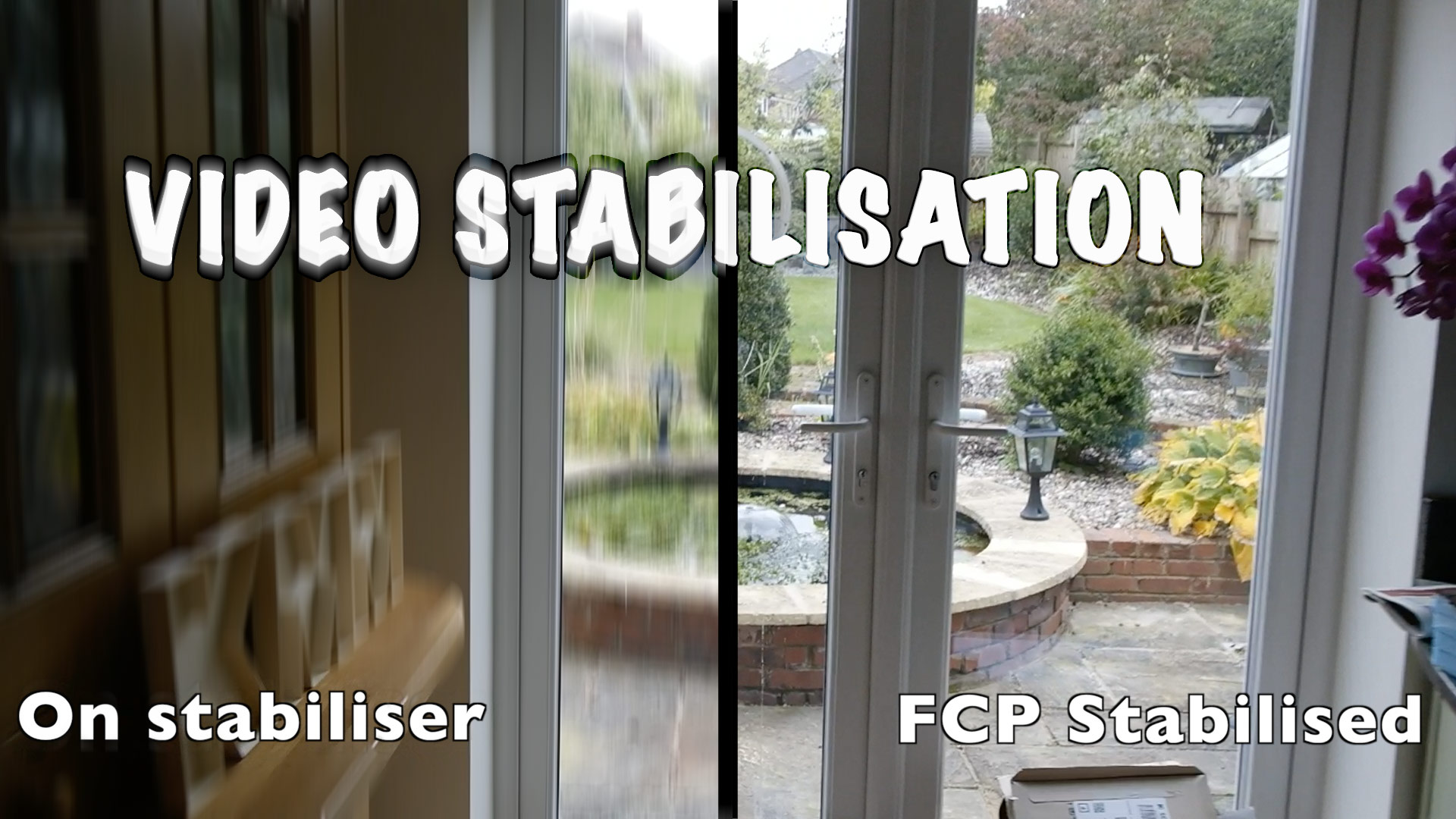Video Stabilisation