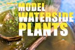 How to Model Water and Riverside Plants
