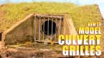 How to Model Culvert Grilles