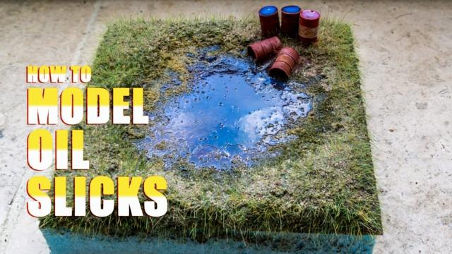 How to Model Oil Slicks