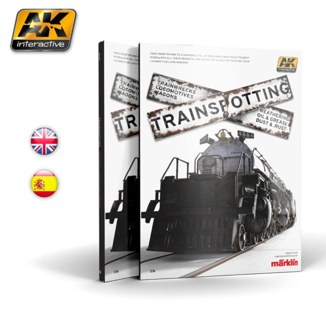 Trainspotting by AK Interactive