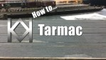 How to Model Tarmac with eroded Cobbles