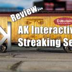 AK Interactive Streaking Set