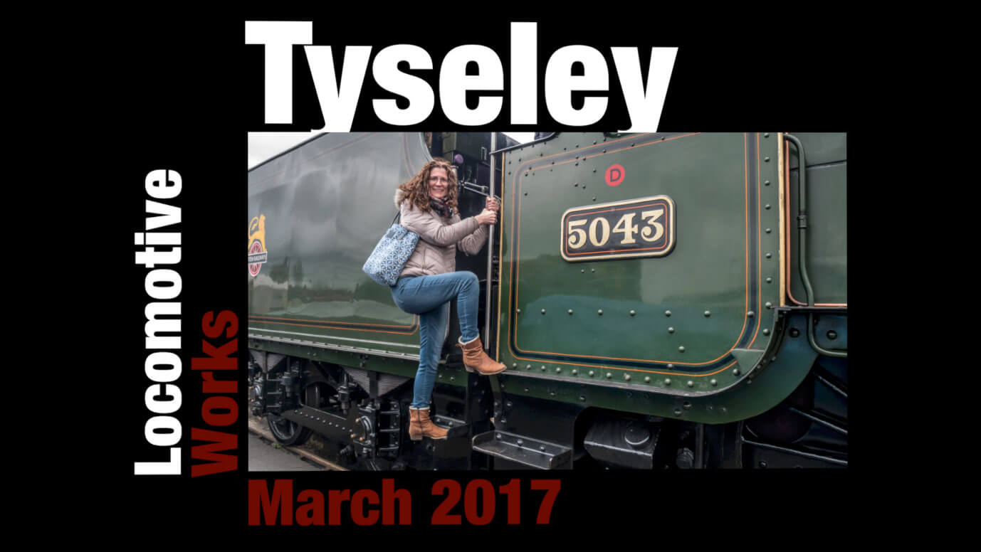 Tyseley Locomotive Works