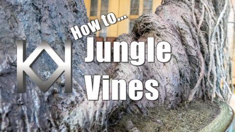 Jungle Vines I
