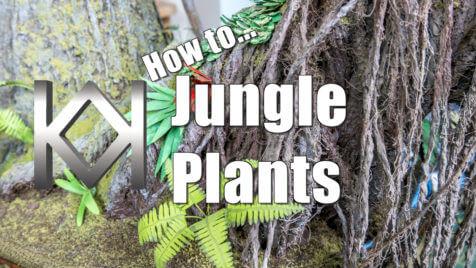 Jungle-Vegetation