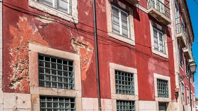 Lisbon Stone or Stucco