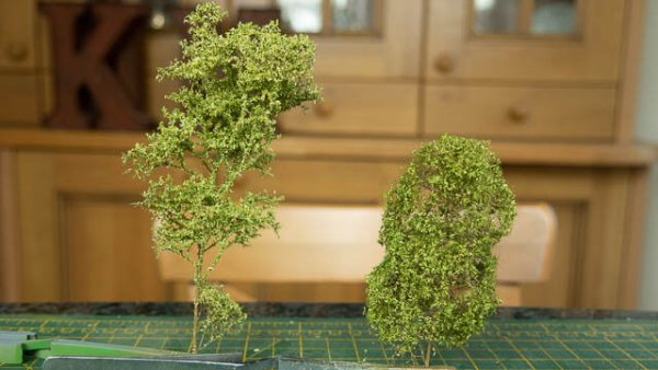 Add Variety to your Scale Model Leaves - Kathy Millatt