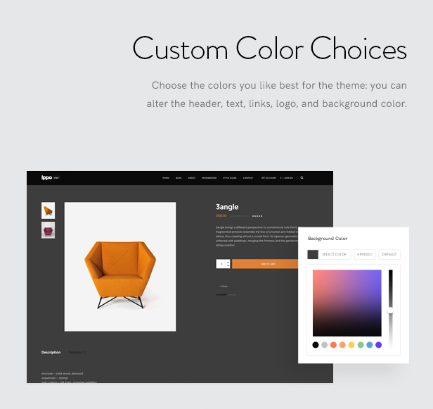 """Custom"