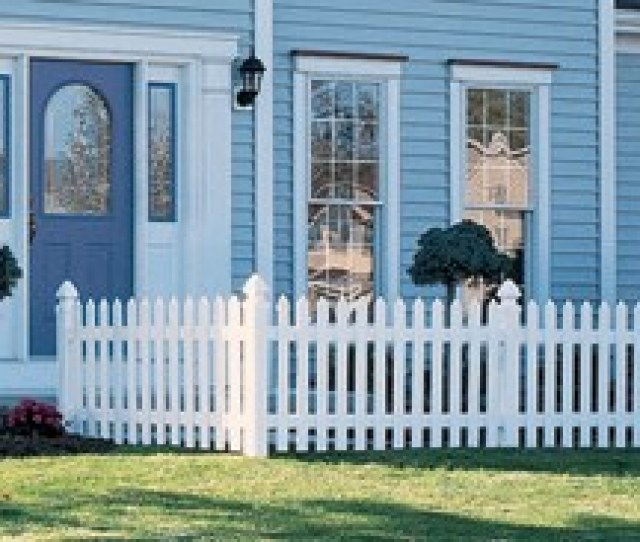 Its A Beautiful Day In The Neighborhood With Bufftech Vinyl Fence