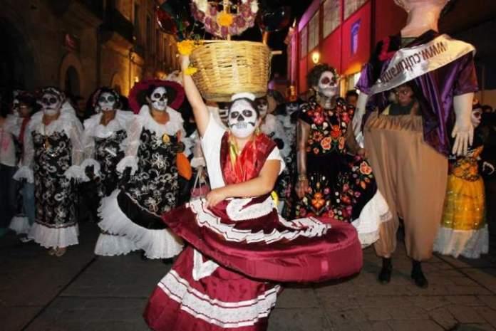 Día de Muertos en Oaxaca -