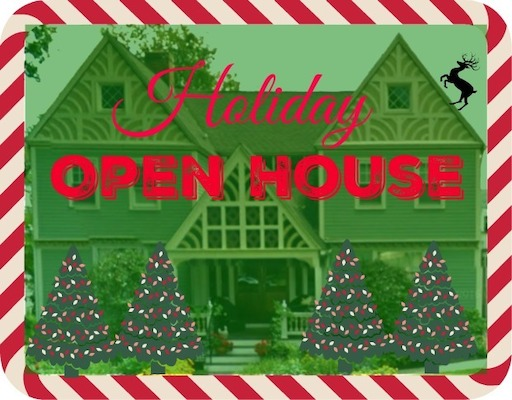 Holiday Open House at The Storyteller's Cottage