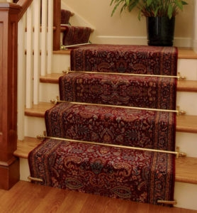The Versatility Of Stair Runners Coles Fine Flooring | Roll Runners For Stairs | Carpet Stair Treads | Kurdamir | Area Rugs | Flooring | Carpet Runner