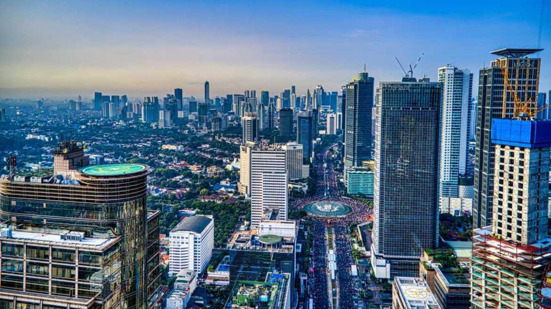 Jakarta Indonesia Landscape Venture Capital Modal Ventura