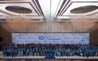 East Ventures 10 Anniversary Impact