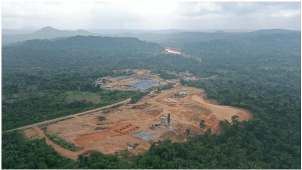 Segilola Gold Project in Nigeria