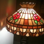 Stained Glass Chandelier Antique Or Homemade Last Month Collectors Weekly
